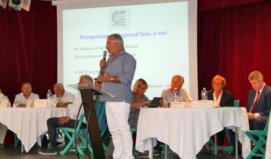 Parmi les personnalités à prendre la parole lors de ces assises, Jean-Claude Moreu, vice-président national de la FNPR et patron de la « Plage des Jumeaux ».