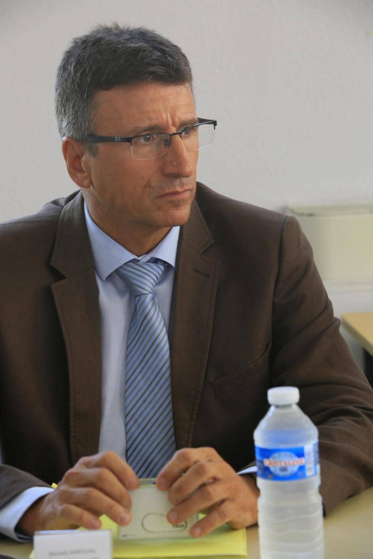 Bernard Ammouial,  Banque Populaire Méditerranée.