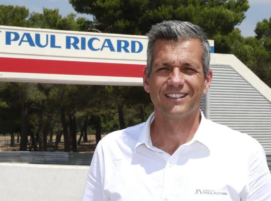 Le lifting F1 du circuit Paul-Ricard a débuté avec l'édification de la passerelle nord. Une première étape qui en appelle d'autres pour Stéphane Clair et ses équipes.