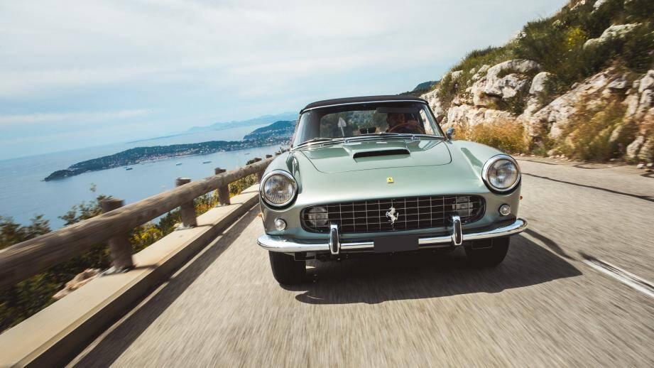 1962 Ferrari 250 GT Cabriolet Série II par Pininfarina Estimation : 1 400 000 et 1 600 000 E.