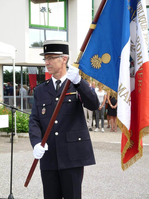 Le colonel René Dies arrive du SDIS de la Loire pour prendre le commandement des sapeurs-pompiers des Alpes-Maritimes. Il pourra s'appuyer sur le lieutenant-colonel Riquier (groupement Nice/Montagne) et le lieutenant-colonel Gosse (groupement ouest).