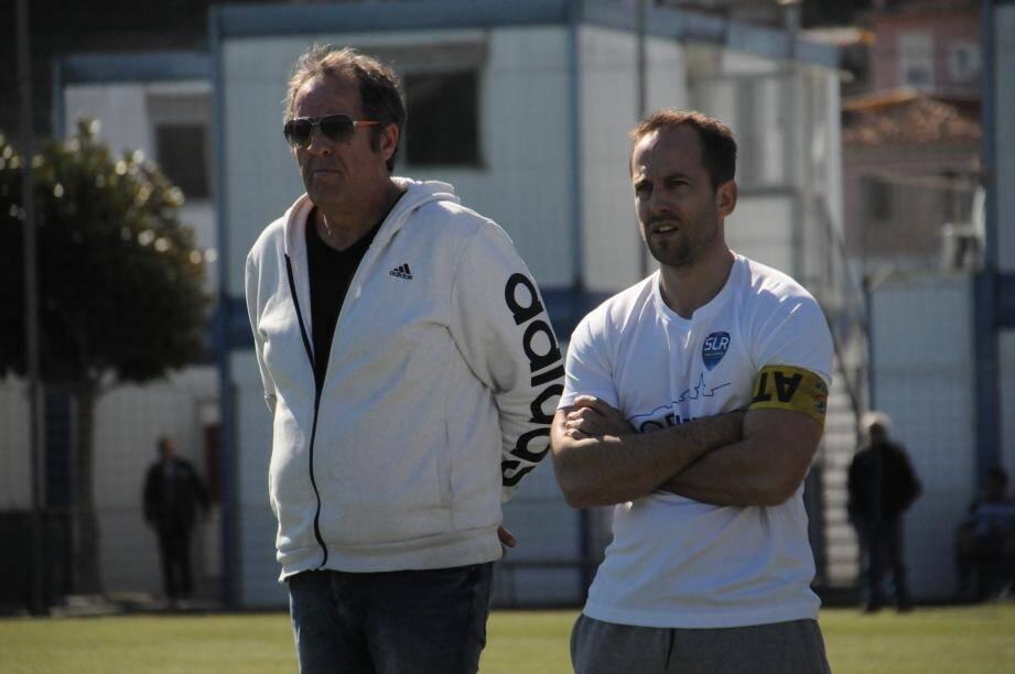 Philippe Buchet et Loïc Schiffler devraient renquiller pour la saison prochaine !