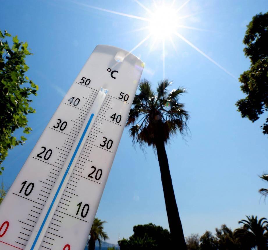 Attention aux fortes chaleurs cet été.