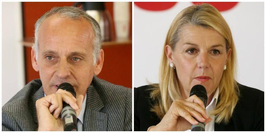 """Loïc Dombreval laissera-t-il """"sa"""" place à Anne Sattonnet?"""