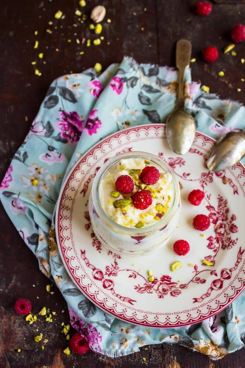 LA RECETTE DU JOUR. Glace au chocolat blanc et pistache