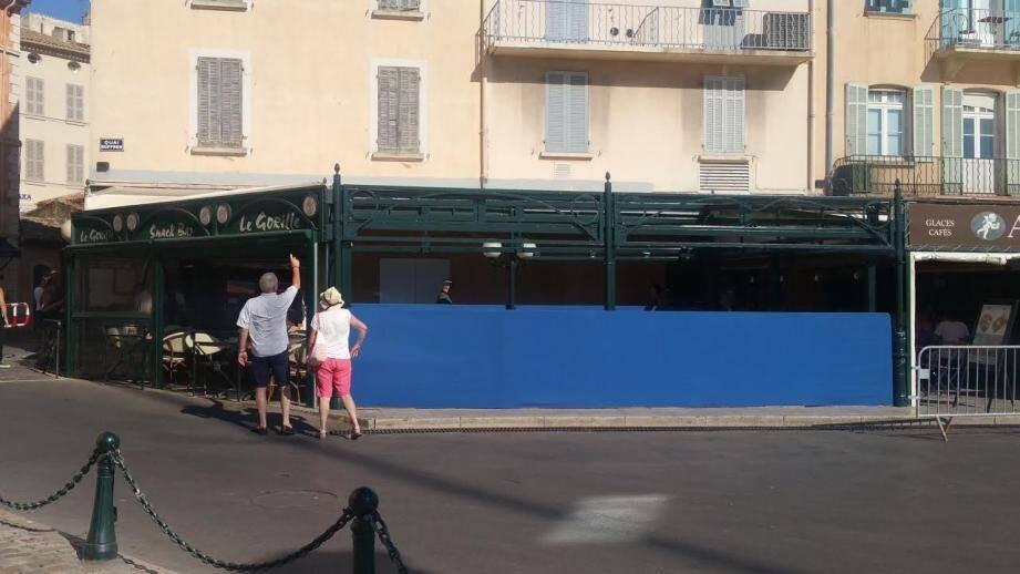 La brasserie Le Bailli a été rachetée par un milliardaire, roi du hamburger.