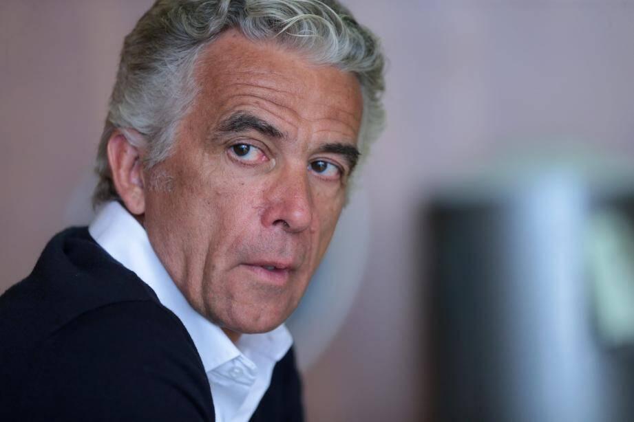 Jean-Pierre Rivère.