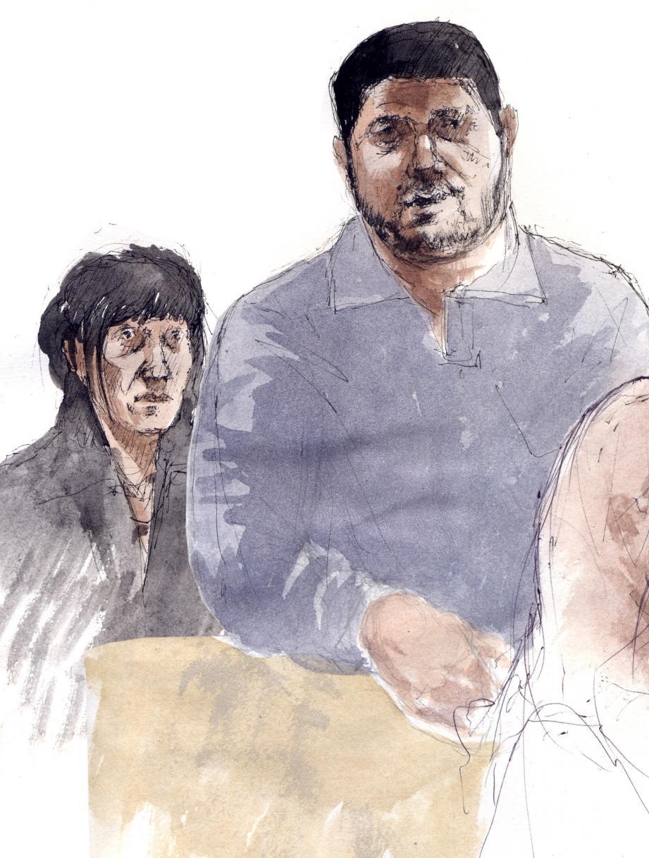 Linda affirme qu'à aucun moment, directement ou indirectement, elle a suggéré à son amant de tuer son mari. L'assassin, lui, explique le contraire.