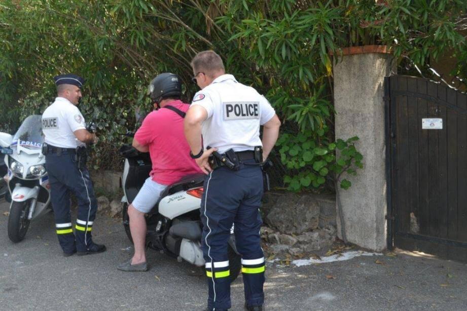 De nombreux contrôles ont été effectués ce week-end par les policiers nationaux, notamment axés sur la vitesse et les « deux-roues ».