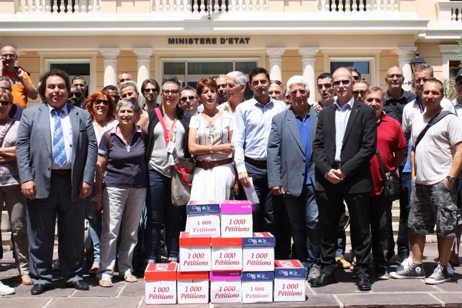 L'Union des syndicats de Monaco réclame le maintien dans le régime monégasque des retraités qui n'ont pas les moyens de vivre en Principauté.