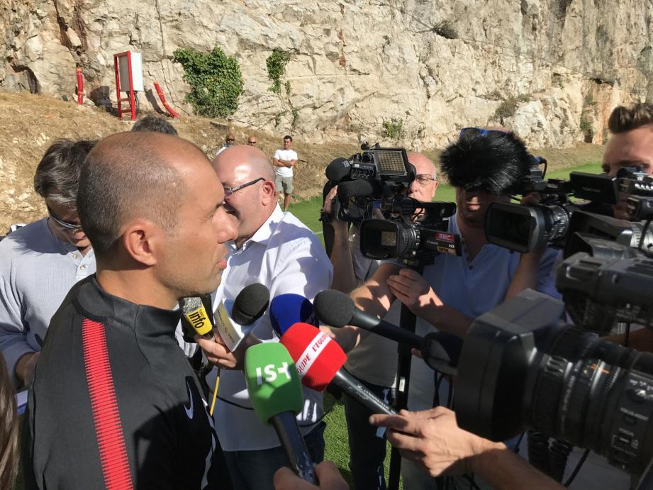 Kylian Mbappé et Falcao manquaient à l'appel.