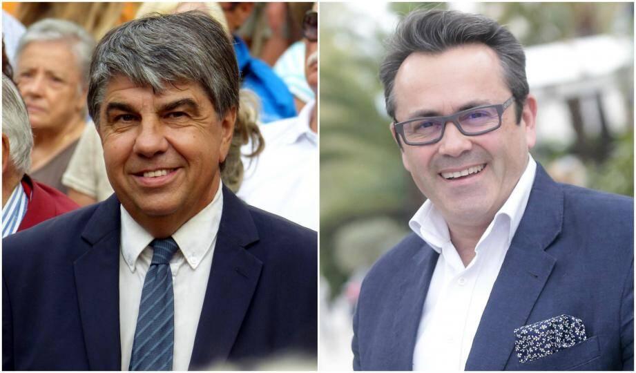 Le centriste Patrice Novelli soutien Olivier Bettati, candidat FN.