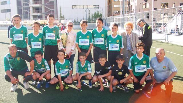 Au cours du tournoi, tous les jeunes ont prouvé qu'ils avaient du talent et un grand potentiel.