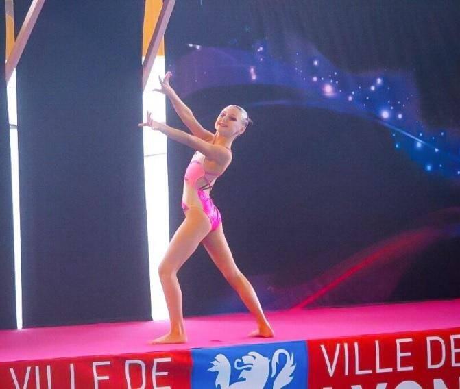 La jeune Niçoise a obtenu un classement honorable face à une grosse concurrence.(DR)