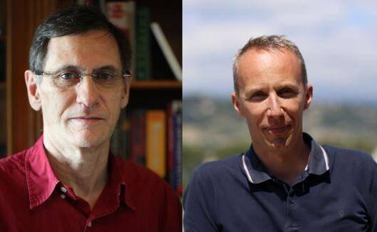 Le Dr Marc Soler (à gauche) et Nicolas Bondu ont associé leurs  forces pour promouvoir la e-santé auprès, notamment, de la communauté médicale.