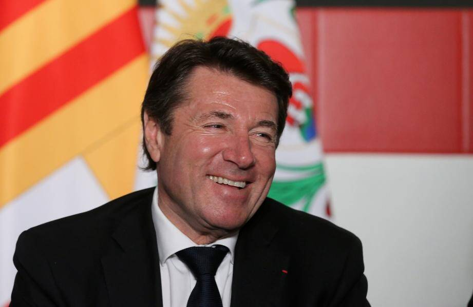 Christian Estrosi conserve l'adhésion des Niçois, après neuf ans à la tête de la ville.