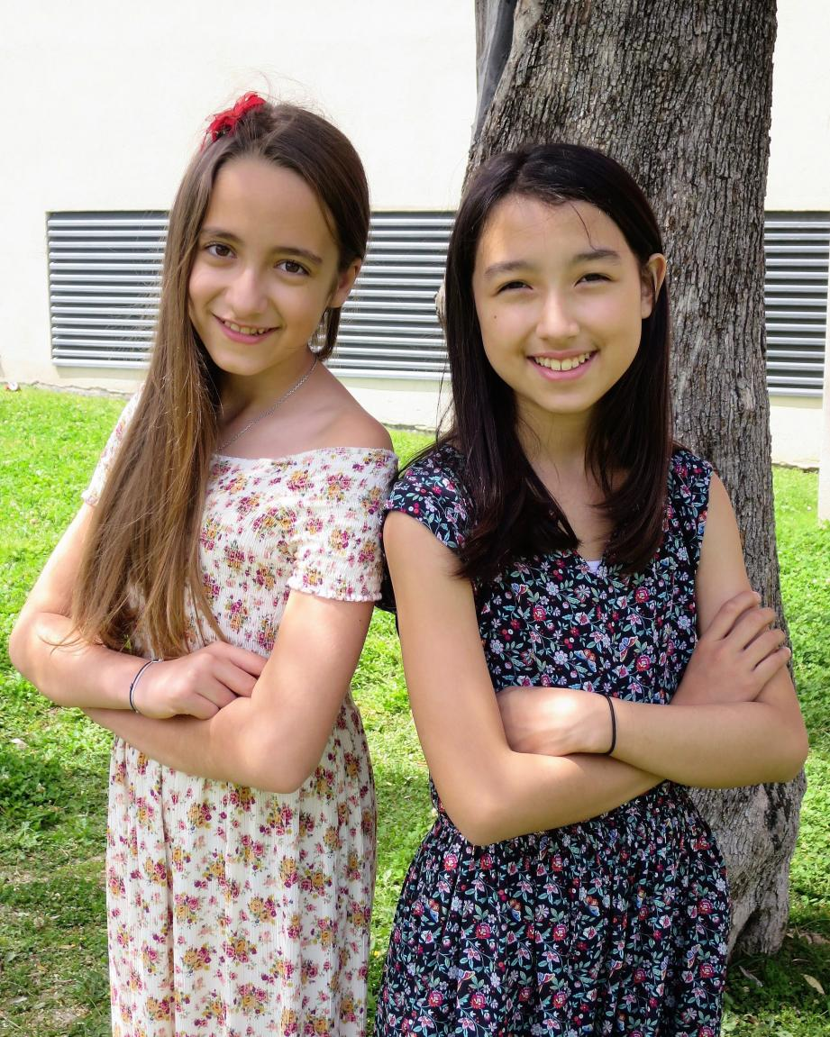 Stella Legras et Stella Almondo seront au piano dimanche pour le public du Cercle Musical de Cannes.