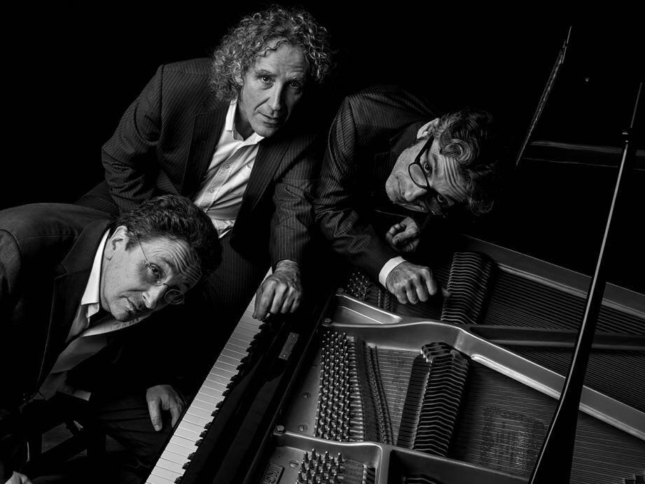 Le Philippe Vila trio en scène ce soir à 21 h.(DR)