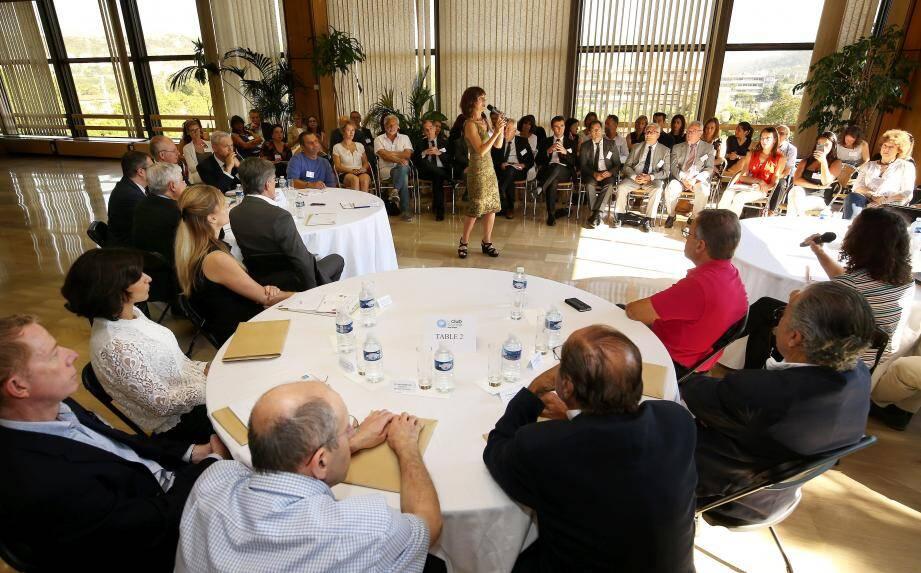 La thématique de la prévention a suscité l'intérêt des membres du Club Santé.
