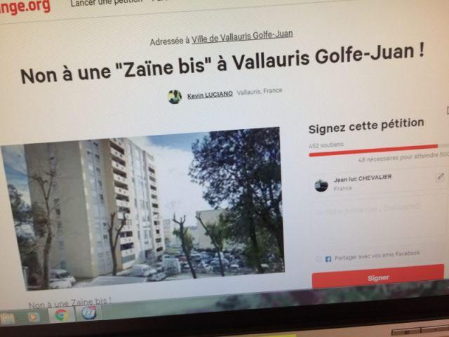 Lancée en début de semaine dernière, la pétition sur change.org ne fait pas dans la demi-mesure. Elle dénonce trop de logements sur l'un des derniers espaces vert de la cité des Potiers.