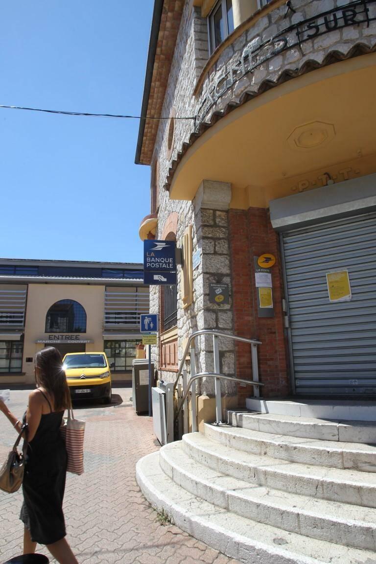 Le bureau de La Poste du 5, avenue de l'Hôtel-des-Postes est fermé jusqu'au 16 août, à 14 heures.