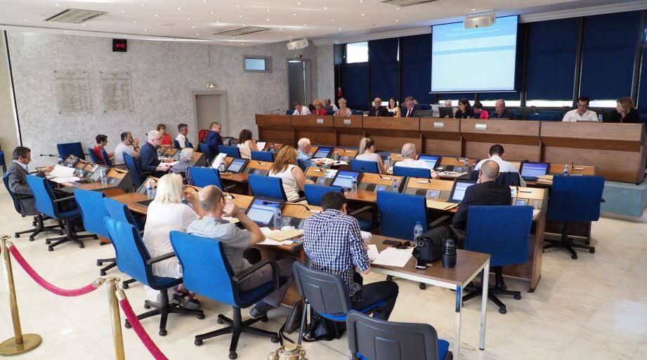 Les élus ont approuvé à l'unanimité le projet de la Métropole concernant le quartier du Point-du-Jour.