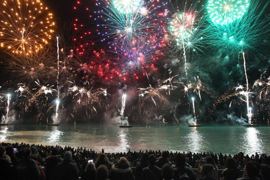 Cette année, les Niçois ne pourront pas admirer le feu d'artifice du 15 août.