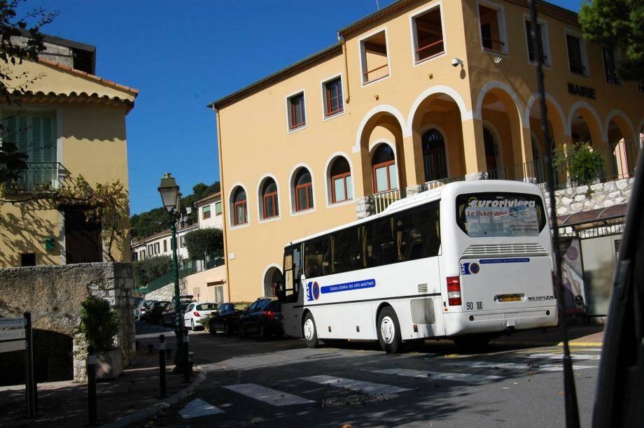 Image d'illustration d'un bus de La Turbie