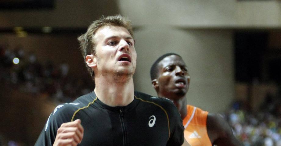Christophe Lemaitre a choisi de s'entraîner plutôt que de courir le 100m