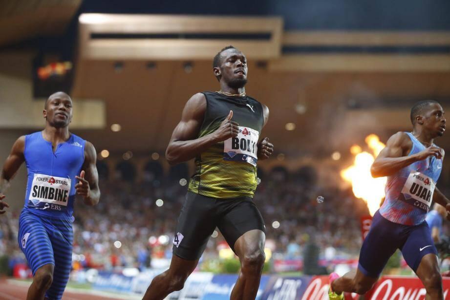 C'est à l'Herculis que Usain Bolt avait fait ses adieux aux stades.