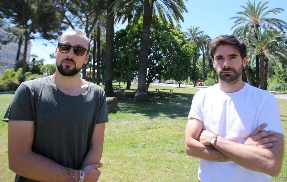 Rencontre avec le duo français d'electropop Synapson
