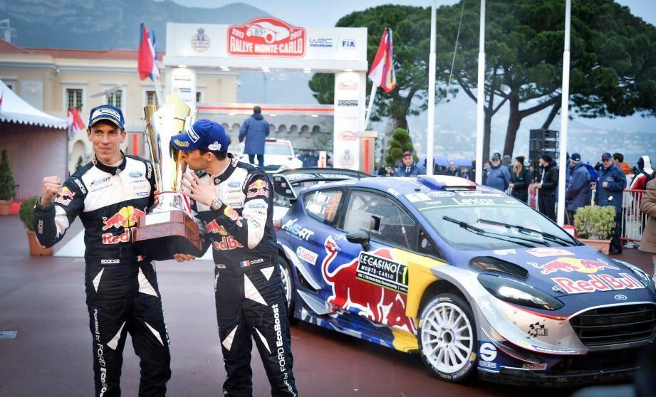 85e rallye de Monte-Carlo
