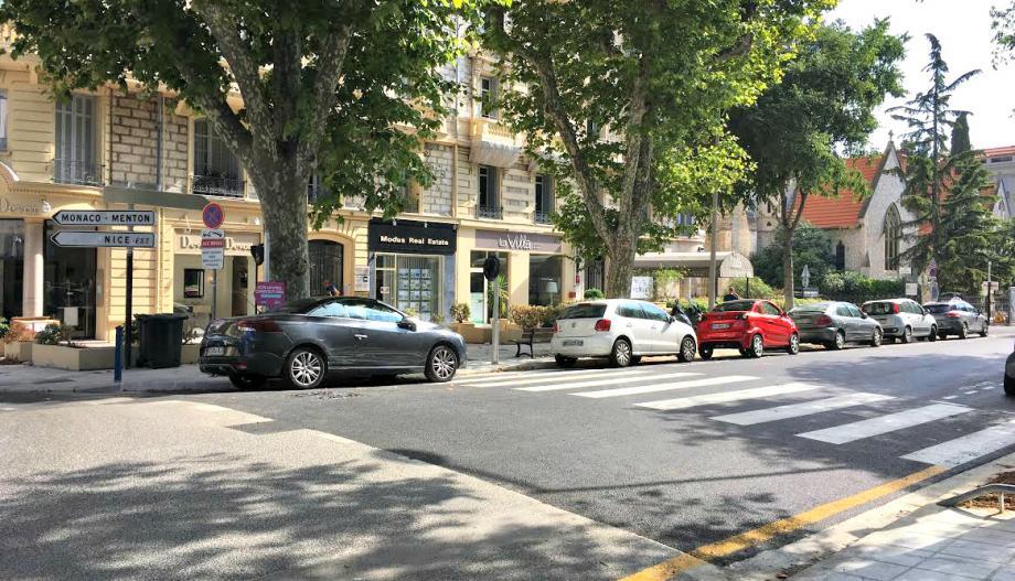 Le boulevard Victor-Hugo a rouvert entre Grimaldi et Maccarani.