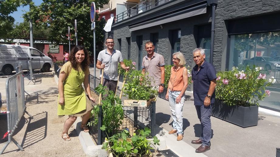 Une initiative lancée par les habitants et soutenue par la ville, dans un esprit de partage.