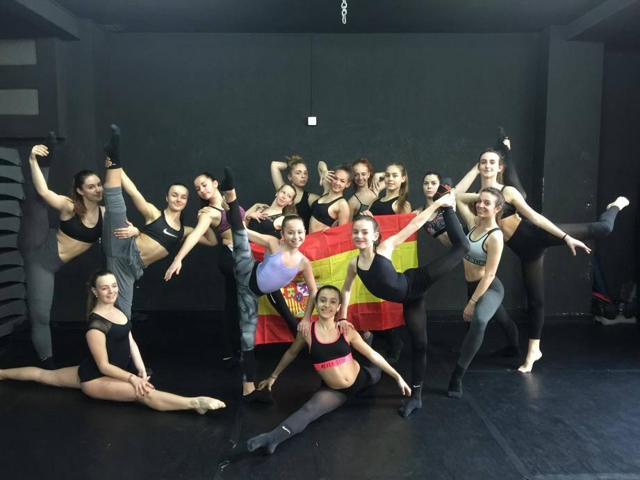 L'association offre depuis plus de 10 ans aux danseuses des stages d'une grande qualité. (Photos DR