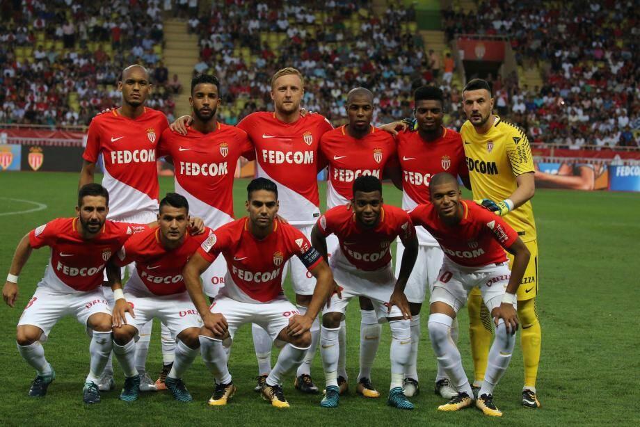 Le XI de départ de l'ASM contre Toulouse, vendredi dernier.