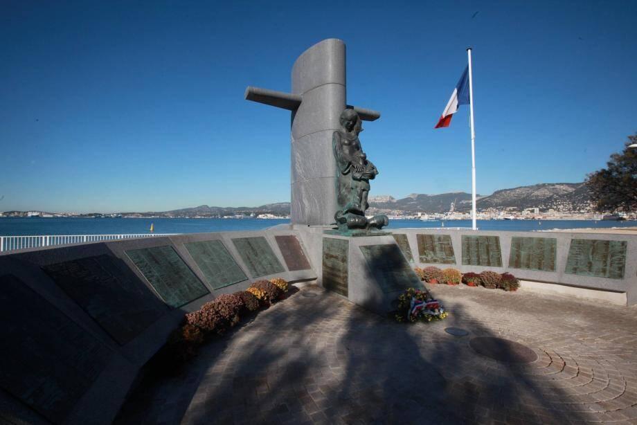 Le Mémorial des sous-mariniers