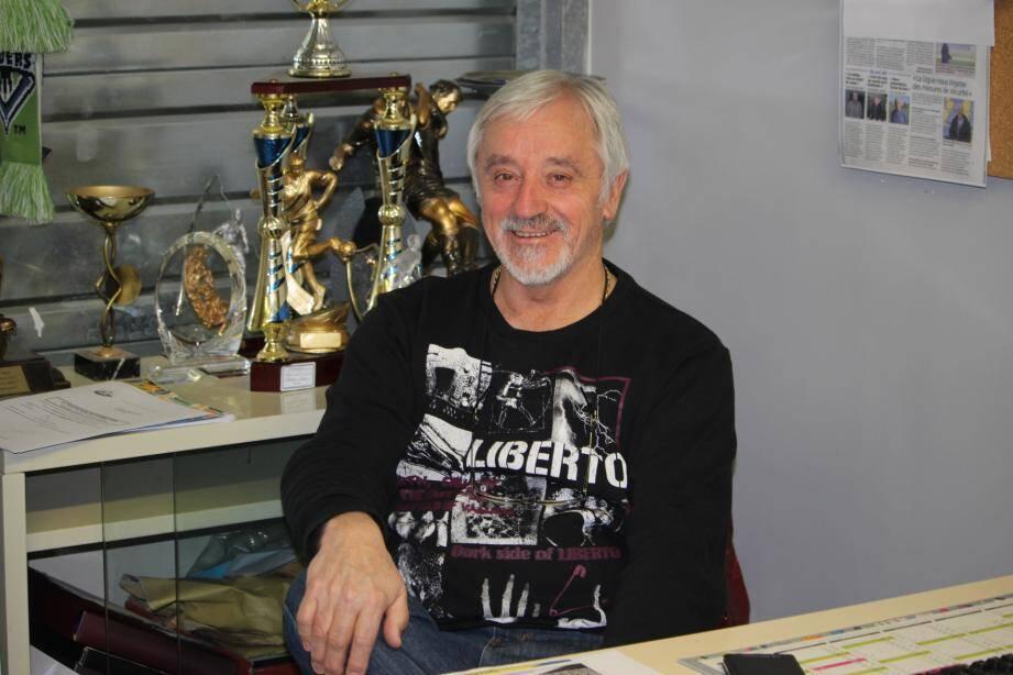 Jean-Pierre Blasco entame sa troisième saison consécutive en tant que président. Il avait déjà occupé ce poste entre 1995 et 1998.