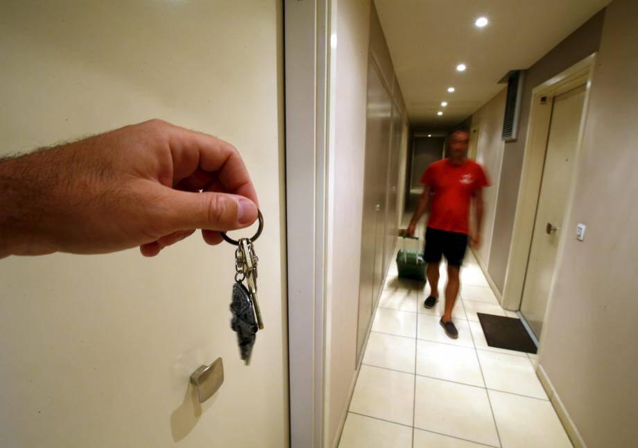 À Menton, 25 000 visiteurs sont venus par le biais d'Airbnb au cours des 12 derniers mois.