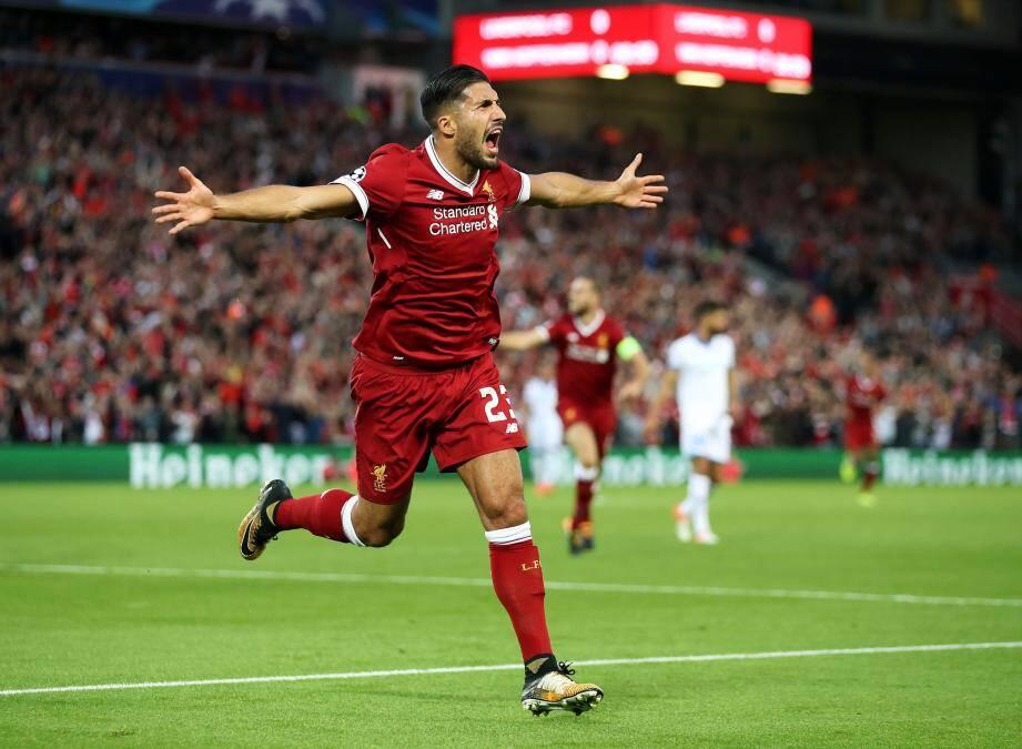 Can et Liverpool joueront la C1.