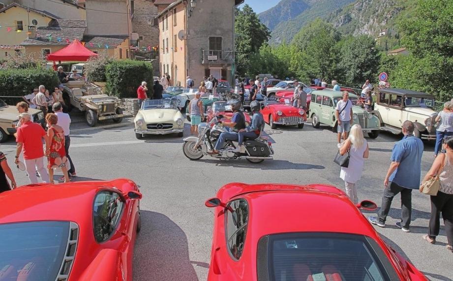 L'exposition de voitures de collection rassemblera des autos de 1930 à 1988 le dimanche 27 août, elles seront exposées au quartier de la Tourette à partir de 9 h 30.
