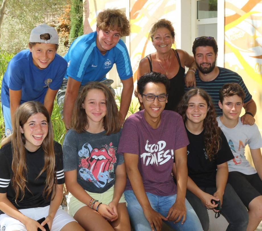 Les fidèles adolescents de l'accueil Atout D'jeunes ont sollicité l'animateur référent Clément Di Mascio et la directrice adjointe, Sandrine Damilano, pour voir rouvrir le club ados aux prochaines vacances de la Toussaint.