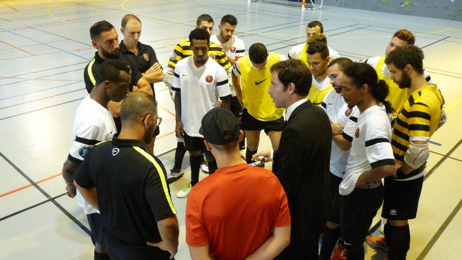 Armé pour jouer le titre, le TEF s'est amusé ce week-end face à Toulon Est et Beaucaire.