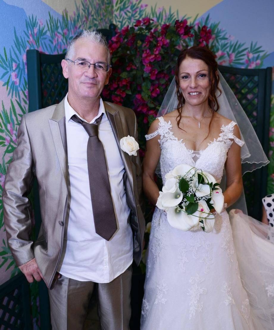 M. et Mme Castellano.