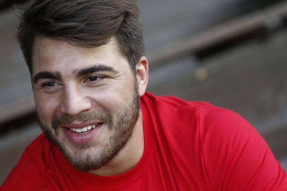 Depuis son premier passage dans le Var il y a quatre ans, le Sud-Américain Facundo Isa a bien grandi.