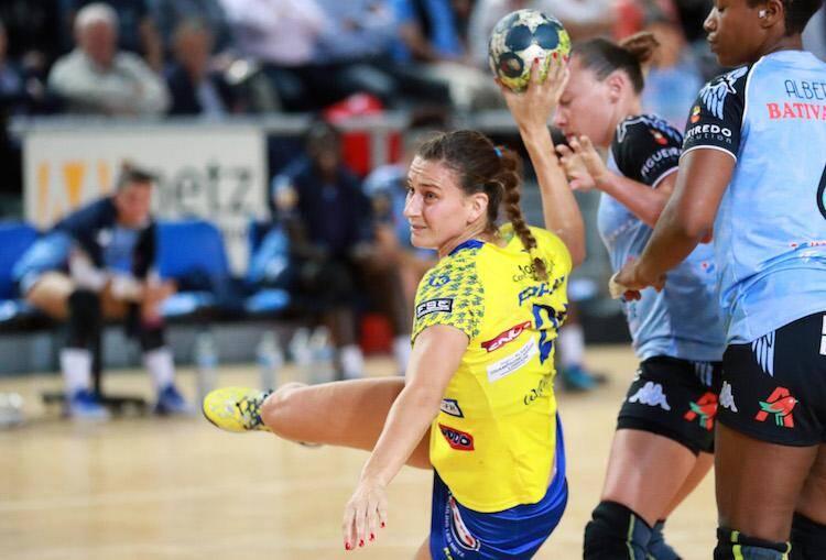 En s'octroyant les services de Sladjana Pop-Lazic, Brest a « piqué » la meilleure pivot du championnat à son ennemi messin.