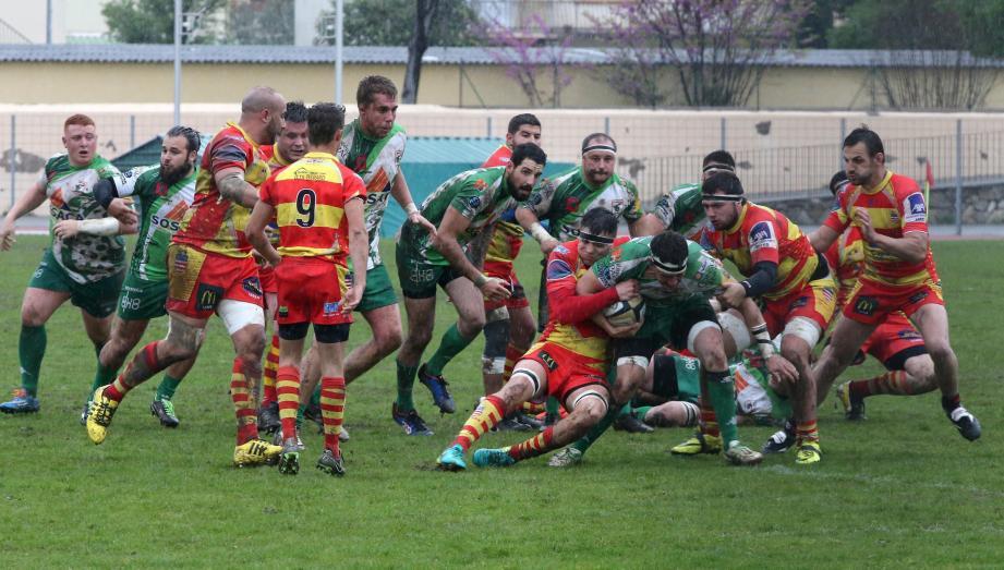 Les rugbymen dracénois participeront à un stage de cohésion en fin de semaine à Tignes.