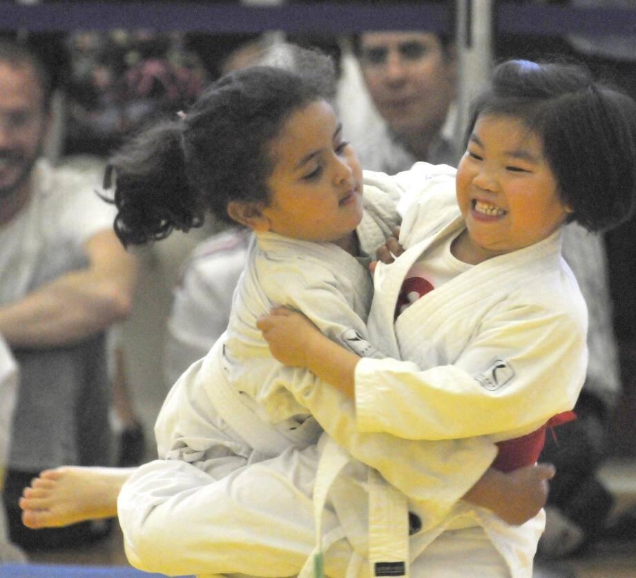 Le Judo Club Menton vous attend à partir du 5 septembre.  (Photo-archives L.B)