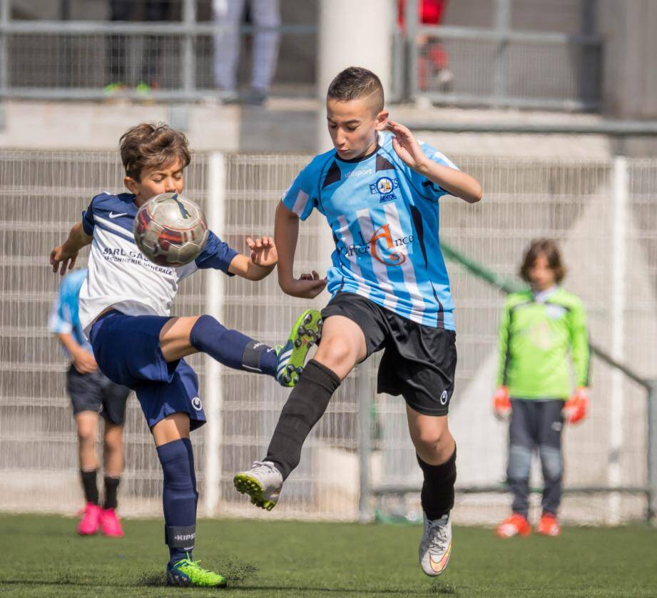 Les jeunes du ROSM attaqueront bientôt la rentrée sportive. (Photo-archives L.B)