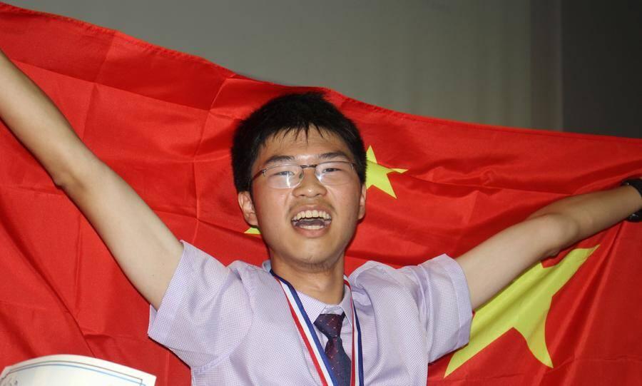 Xinchen Wei s'est imposé devant des concurrents plus brillants les uns que les autres.